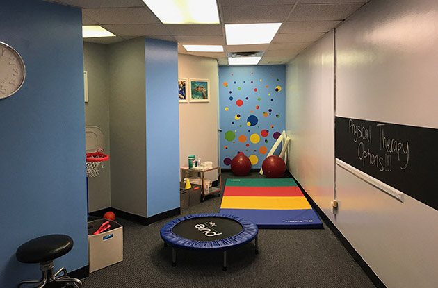 Physical Therapy Options Expands Practice For Pediatric