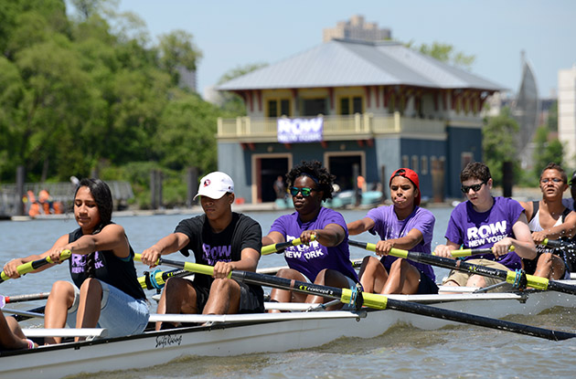 Row New York Takes Over Ownership of Peter Jay Sharp Boathouse