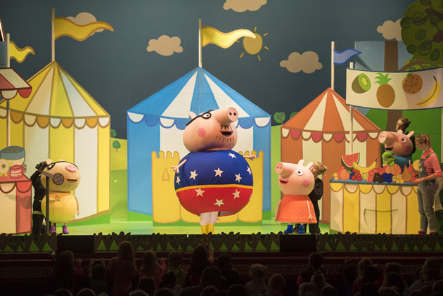 'Peppa Pig Live!' Adds Nearby Shows and a New Tour