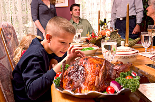 What To Do For Picky Eaters On Thanksgiving