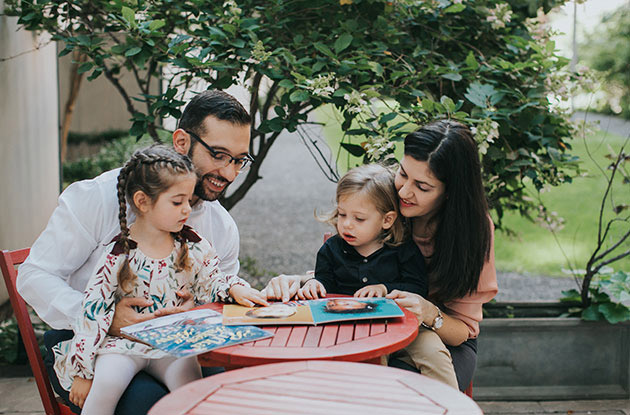 PJ Library Now Providing One Free Book Per Jewish Child in the New York City Area
