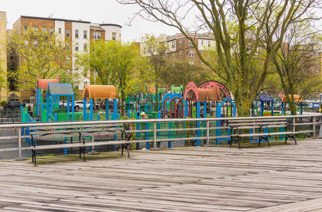 Are You Living in an NYC Playground Desert?
