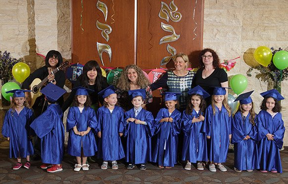 Congratulations to Florence Brownstein Preschool Class of 2018!