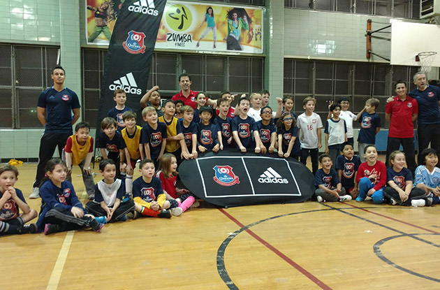 Soccer Club in Forest Hills Expands Offerings