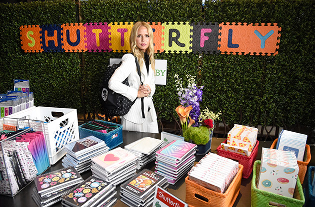 Shutterfly, Baby2Baby and Rachel Zoe Team Up to Host Back-to-School Backpack Drive
