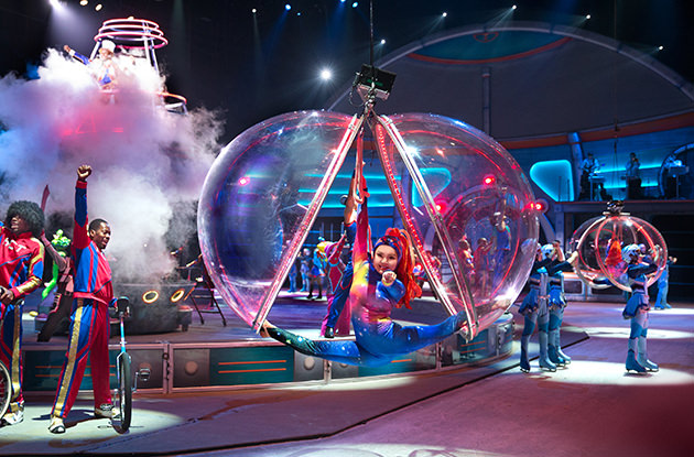 Ringling Bros. and Barnum & Bailey Folds its Tent