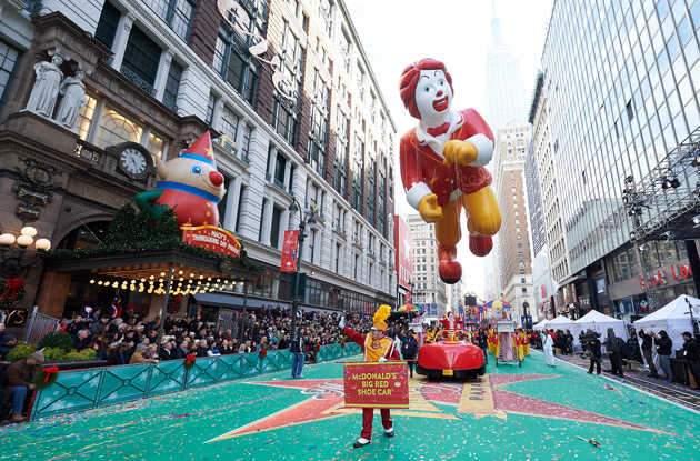 Macy's Announced Lineup and What's New for the 92nd Annual Macy's Thanksgiving Day Parade