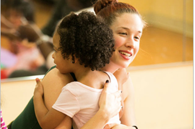 Toddler Playgroup Launches at Rose Academy of Ballet