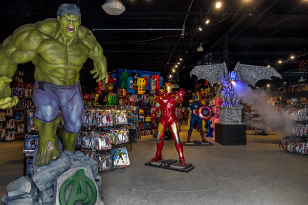 Rubie's Costume Company Now Featuring Free In-Store Attractions for Halloween