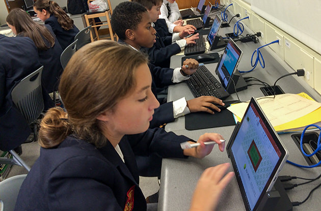 Manhattan Catholic School Enhances Music and Tech Offerings