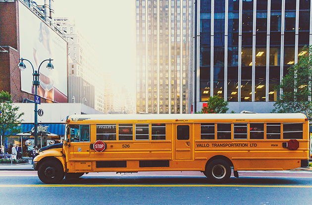 NYC's School Bus Tracking System Doesn't Work as Planned–and Parents are Angry
