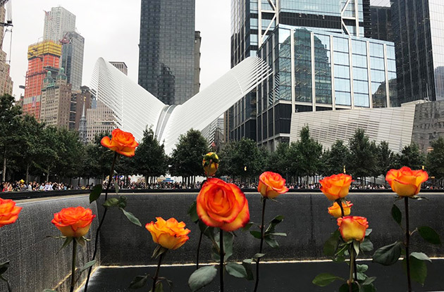 Where to Commemorate 9/11 in the NYC Area