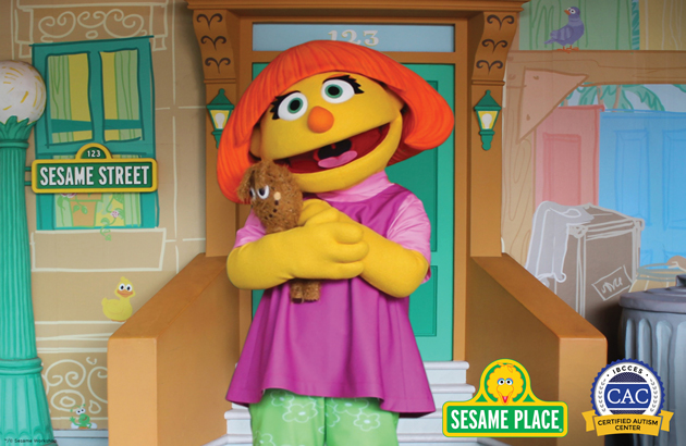 Sesame Place is the Nation's First Theme Park to Become Autism-Certified