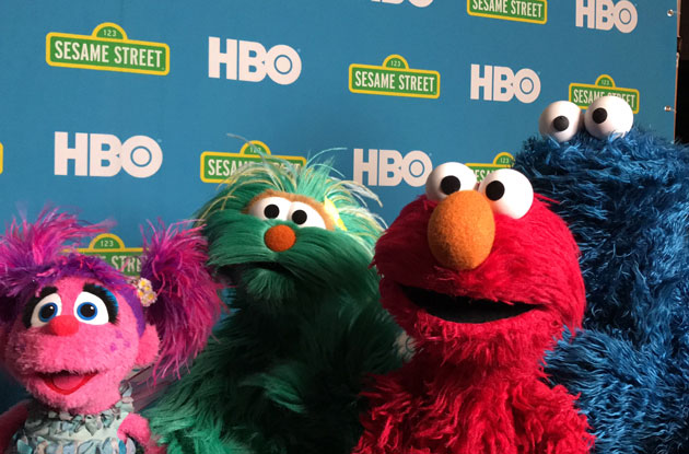 'Sesame Street' Launches its 48th Season