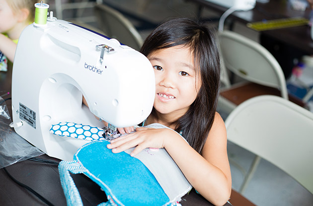 Sew Happy is Offering a Free Sewing Machine Workshop At Bloomingdales in White Plains