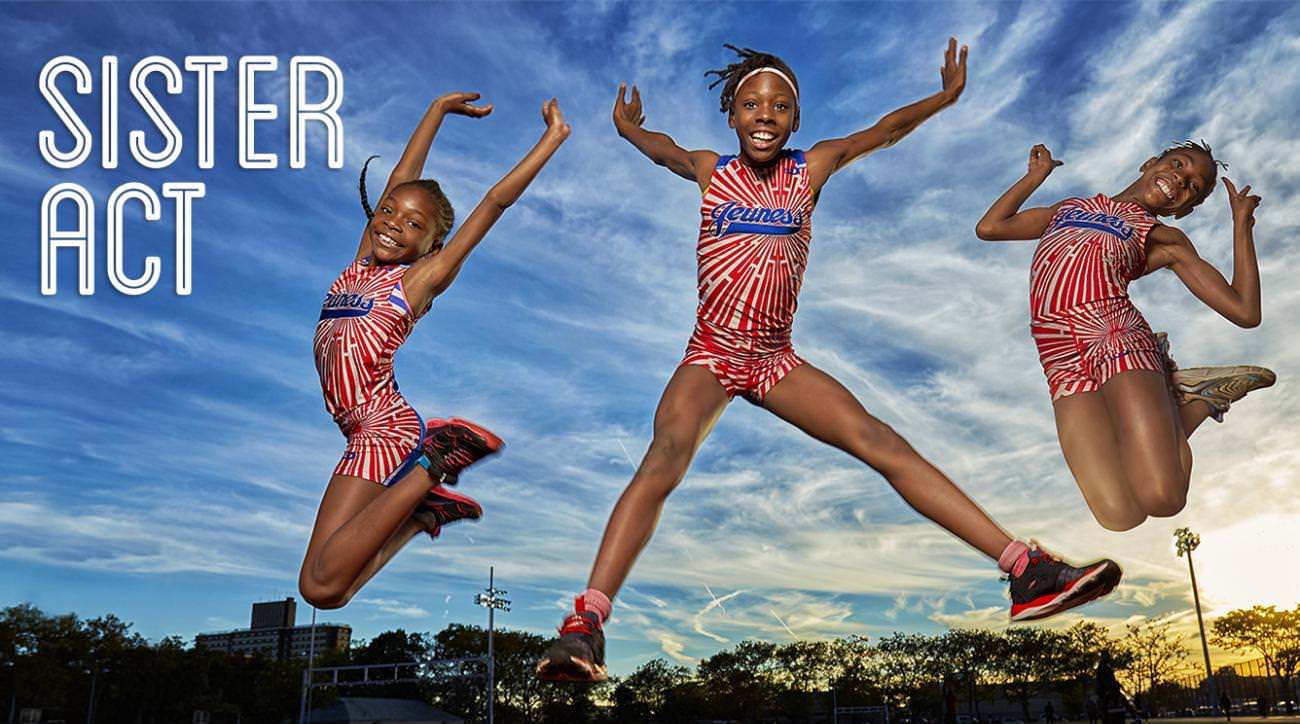 Sports Illustrated Kids Names Brooklyn Sisters SportsKids of the Year