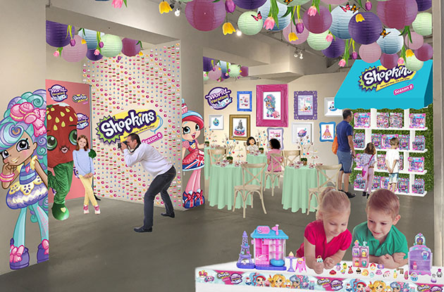 Pop-Up Shopkins Café to Open June 17-19