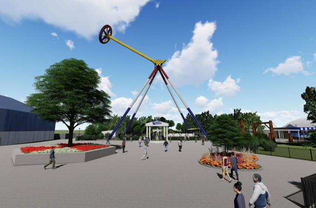 Six Flags Great Adventure & Safari Will Open for the Season This Weekend