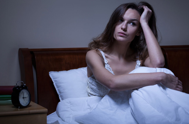 New Report: THIS Is What We Lose Sleep Over