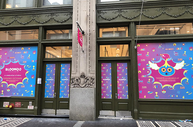 The Sloomoo Slime Institute Opens in Soho on October 25
