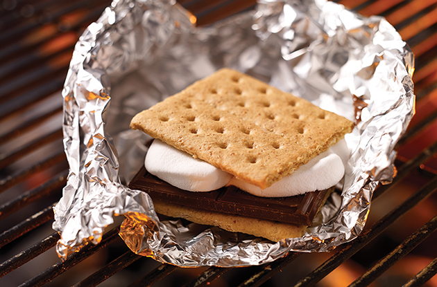3 Campfire Desserts That Are Better Than S'mores