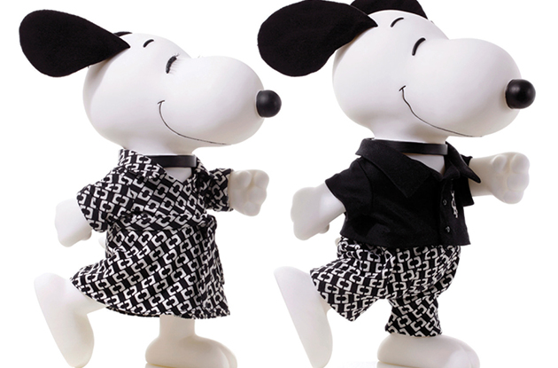 See Snoopy Wear Couture Just in Time for New York Fashion Week