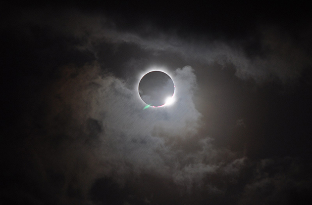 Solar Eclipse Viewings and Activities in the New York Area