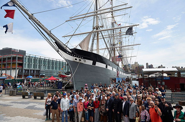 South Street Seaport Presents Free Fridays