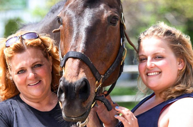Horse Rescue Center Launches Equine Therapy Program