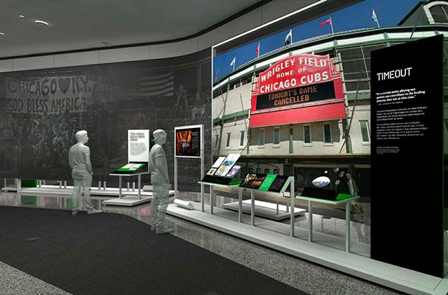 Special Exhibition 'Comeback Season: Sports After 9/11' to Open in June at 9/11 Memorial & Museum