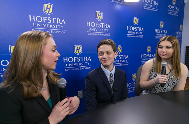 NBC Sports' Liam McHugh to Instruct at Hofstra University's Summer Sports Journalism and Broadcasting Program