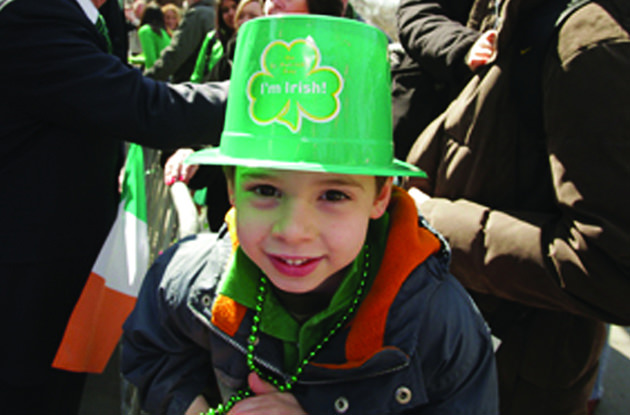 Where to Celebrate St. Patrick's Day in the New York City Area