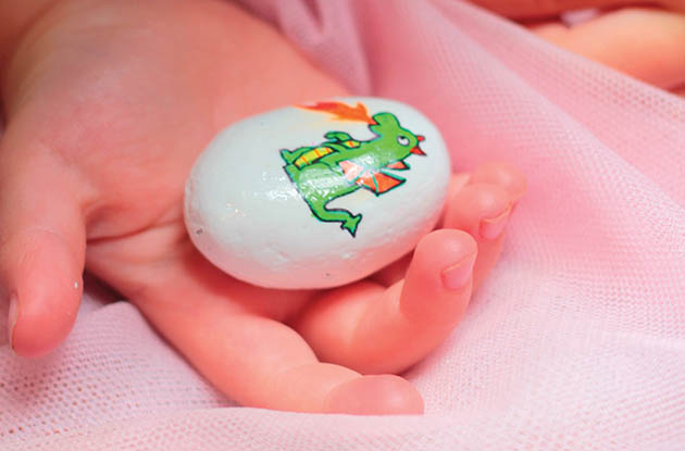 DIY: Story Stones to Inspire Story Time