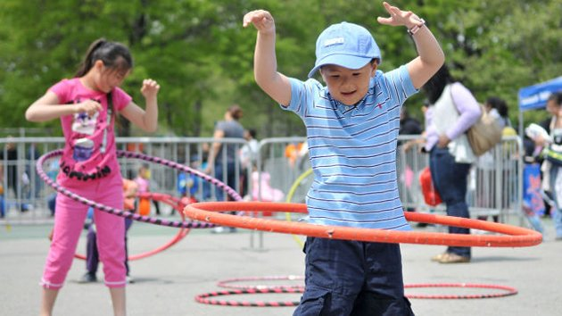 Street Games is Returning to Thomas Jefferson Park in East Harlem