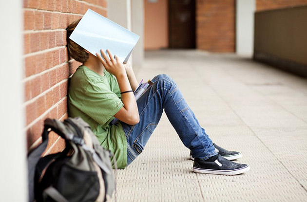 How Can I Help My Stressed Out High School Student?