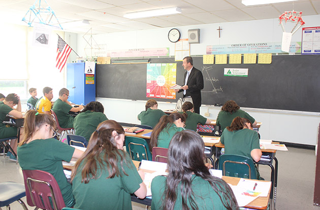 The Diocese of Rockville Centre Launches Financial Literacy Program for Schools