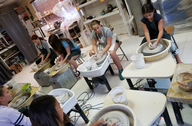 Art Studio E Introduces New Summer Camps in July