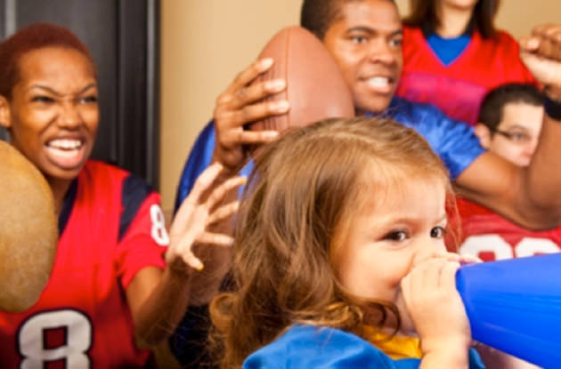 Tips for Throwing a Kid-Friendly Super Bowl Party