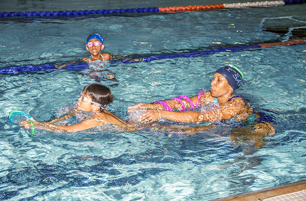 Swimming Company Offers New Classes and Programs