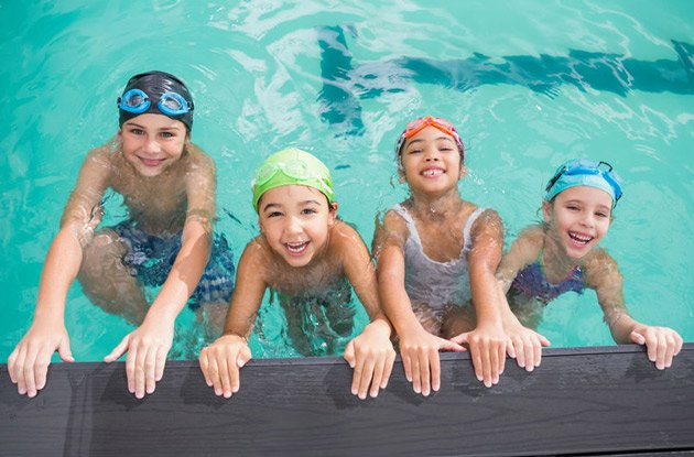 Summer Camps That Offer Swimming for Campers in Manhattan