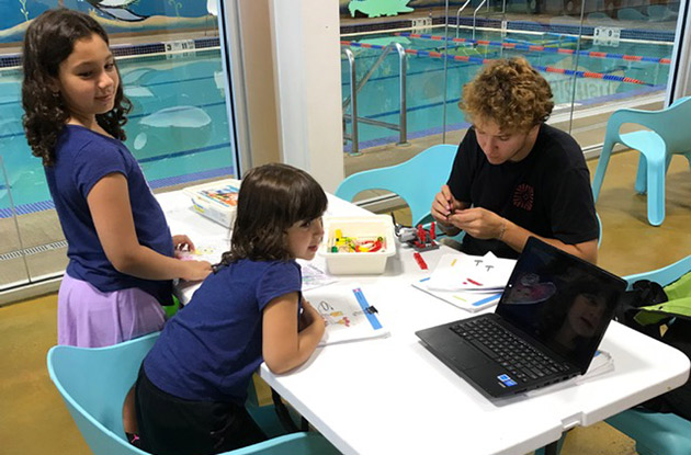 Sylvan Learning Center Now Offering Swim, Robotics, and Coding Programs
