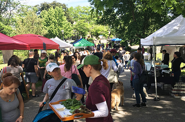 Tarrytown and Sleepy Hollow Farmers Market (The TaSH) Kicks Off Fourth Season Memorial Day Weekend