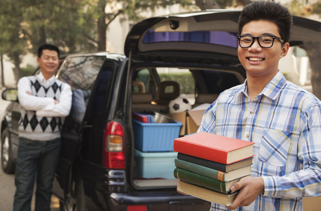 How Can I Help Prepare My Teen for College Life?