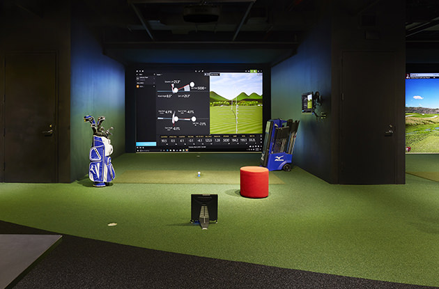 Golf Learning Center Opens in Harlem