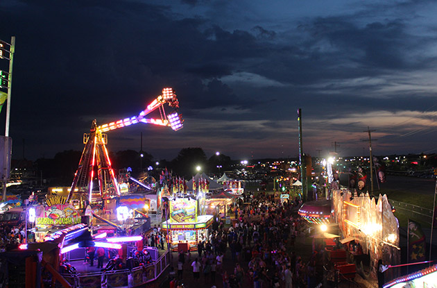The New York City Fair Is Coming To Belmont Park In