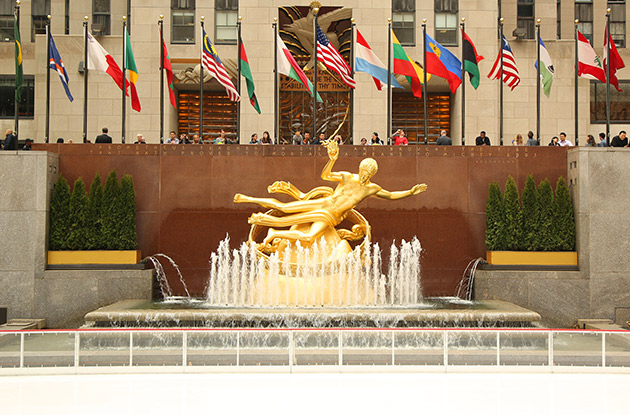 The Rink at Rockefeller Center to Open for 2018-2019 Season in Early October