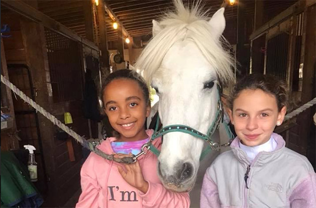 Thomas School of Horsemanship in Melville Debuts Intro to Horse Classes