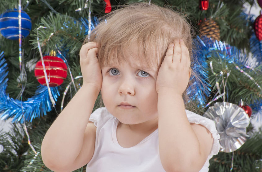 How to Avoid Toddler Holiday Meltdowns