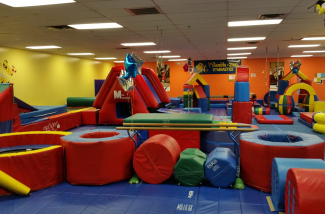 Tumble-Bee Gymnastics in Nanuet Makes Open Gym Times Available to the Public