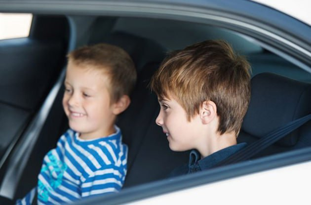 At What Age Can Children Legally Sit in the Front Seat?